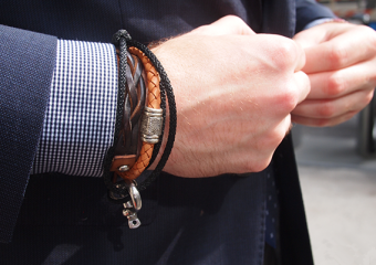 Simply Dashing – Bracelets Every Man Would Want